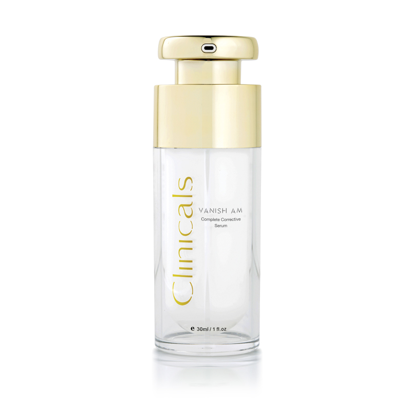 Clinicals Vanish AM Complete Day Corrective Serum Front